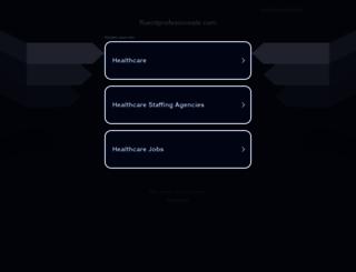 mail.fluentprofessionals.com screenshot