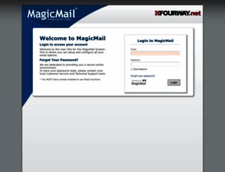 mail.fourway.net screenshot