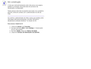 mail.heatingcooling.com.br screenshot