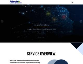 mail.hitechos.com screenshot