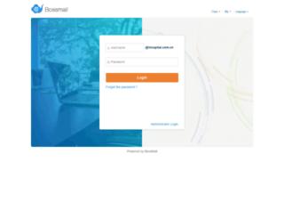 mail.hlcapital.com.cn screenshot