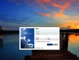 mail.homefinder.org screenshot