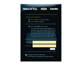 mail.hotus.com screenshot