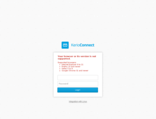 mail.hpt.com screenshot