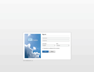 mail.itisl.co.in screenshot