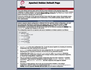 mail.jabber.org screenshot