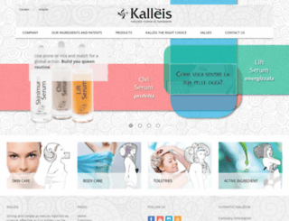 mail.kalleis.com screenshot