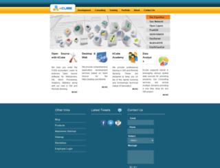 mail.kcubeconsulting.com screenshot