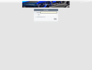 mail.kobipark.com screenshot