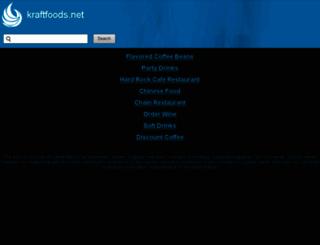 mail.kraftfoods.net screenshot