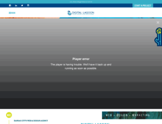 mail.lagoon.com screenshot