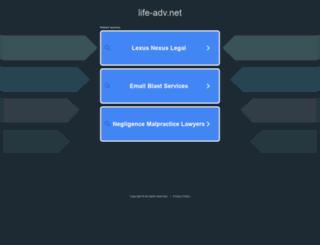 mail.life-adv.net screenshot