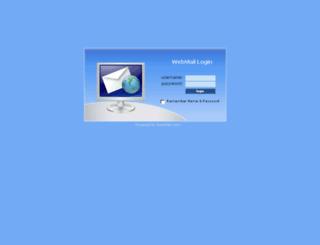mail.lionleaf.com screenshot