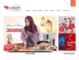 mail.lojai.com screenshot