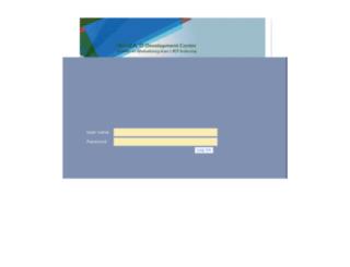 mail.magfa.com screenshot
