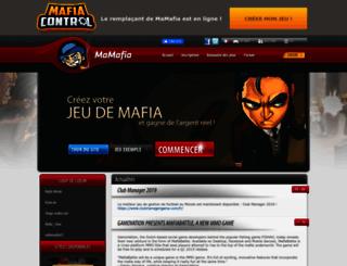 mail.mamafia.fr screenshot