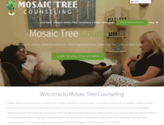 mail.mosaictreecounseling.com screenshot