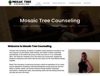 mail.mosaictreecounseling.com screenshot