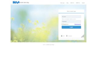 mail.moyiza.net screenshot