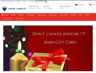 mail.onlinegemjewellery.com screenshot