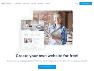 mail.pangu-ofertas.webnode.com screenshot