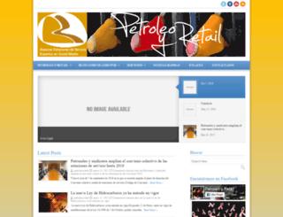 mail.petroleoyretail.com screenshot