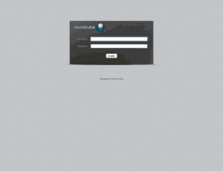 mail.protectioncivile.dz screenshot