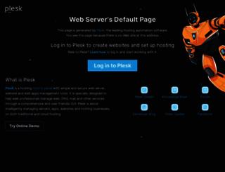 mail.proticaret.net screenshot