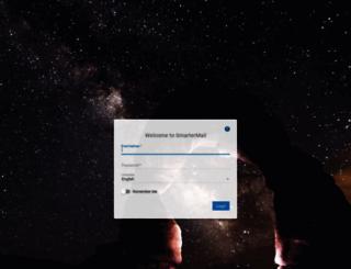 mail.qoranetrat.com screenshot