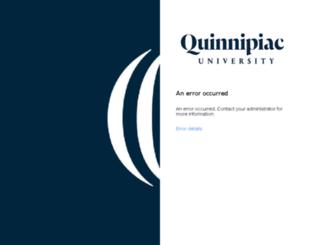 mail.quinnipiac.edu screenshot
