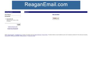 mail.reaganemail.com screenshot