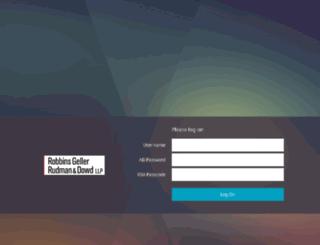 mail.rgrdlaw.com screenshot