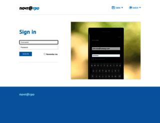mail.rpo.ru screenshot