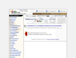 mail.shopeio.com screenshot