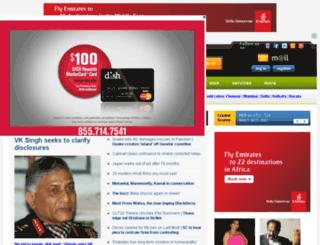 mail.sifymail.com screenshot