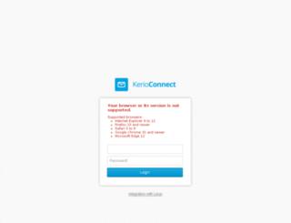 mail.sog.ag screenshot