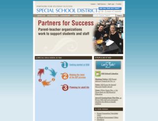 mail.ssdmo.org screenshot