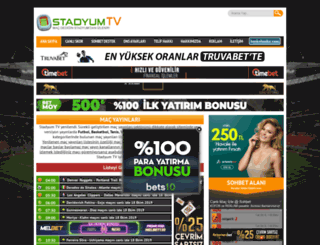 mail.stadyum.tv screenshot