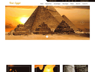 mail.touregypt.net screenshot