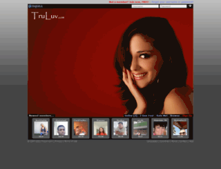 mail.truluv.com screenshot