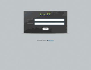 mail.tuxit.lv screenshot