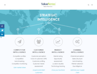 mail.valuenotes.com screenshot