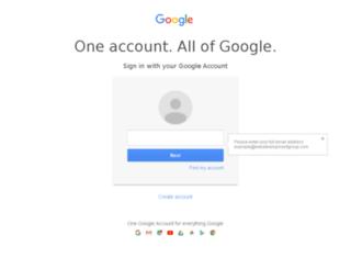 mail.webdevelopmentgroup.com screenshot