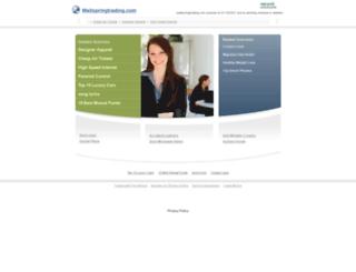 mail.wellspringtrading.com screenshot