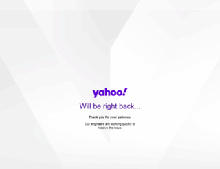 mail.yahaoo.com screenshot