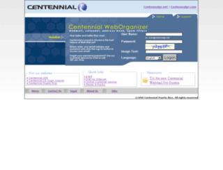 mail1.centennialpr.net screenshot