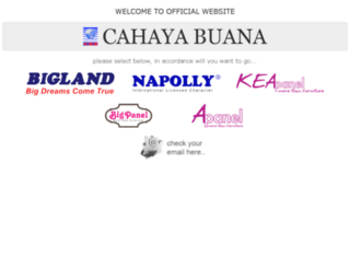 mail2.cahayabuana.co.id screenshot