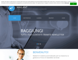 mailant.it screenshot