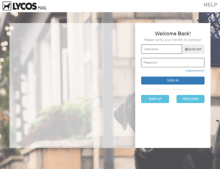 mailcity.com screenshot