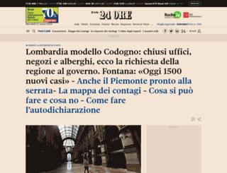 mailclick.ilsole24ore.com screenshot